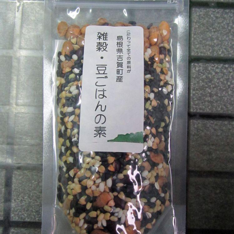 雑穀・豆ごはんの素