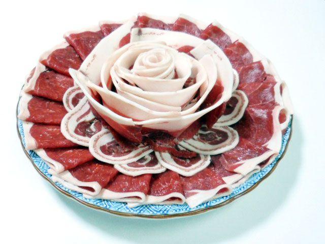 猪肉とぼたん鍋セット