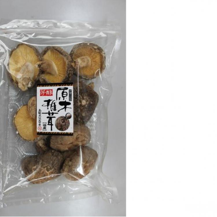 原木乾燥椎茸